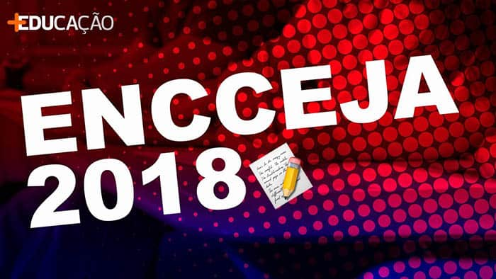 Encceja 2018 Locais de Prova
