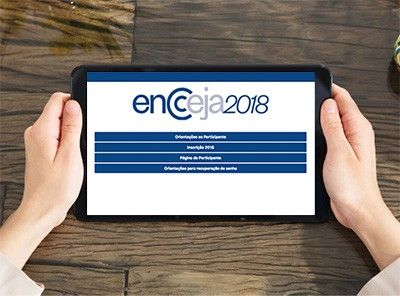Encceja Nacional 2018 - Residentes no Brasil