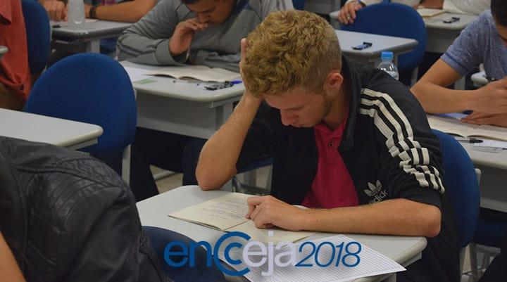 Locais de Prova Encceja 2018 Minas Gerais