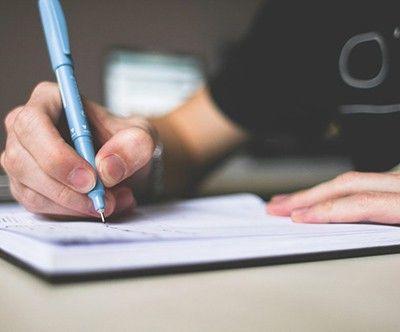 Desenvolvendo uma redação