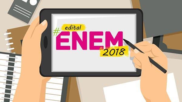 Edital Enem 2018