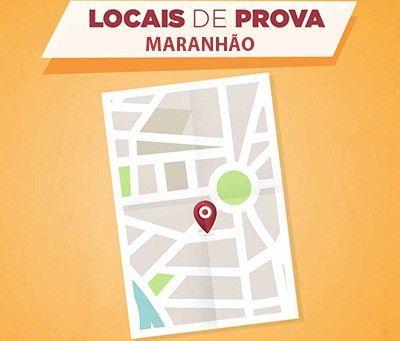 Encceja 2018 Locais de Prova Maranhão