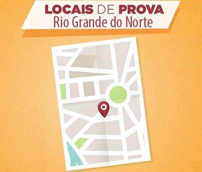 Encceja 2018 Locais de Prova Rio Grande do Norte