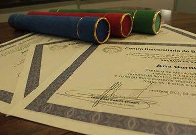 Certificado Ensino Médio Encceja 2018
