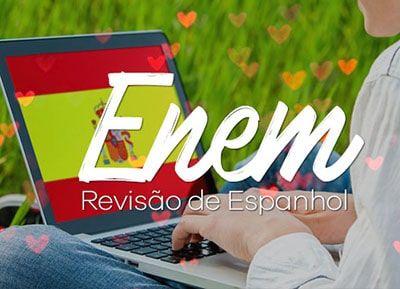Como Estudar para Prova de Espanhol Enem 2018