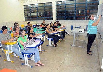 EJA Ensino Fundamental Segundo Semestre 2018 Inscrições