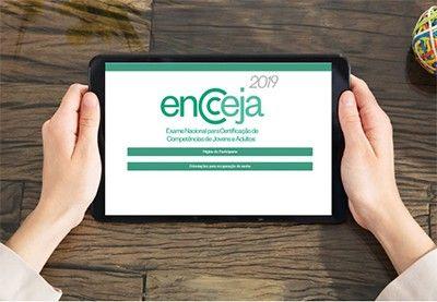 Edital Encceja 2019