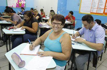 Inscrição EJA Ensino Fundamental Segundo Semestre 2018