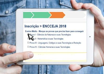 Inscrições Encceja 2018