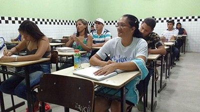 Justificar ausência do Encceja 2018