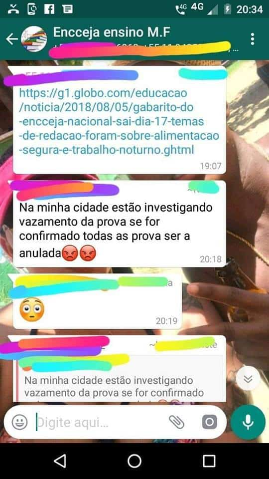 Vazamento da Prova do Encceja é real?