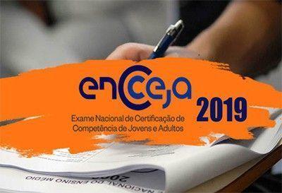 Encceja Ensino Médio 2019