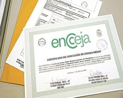Como Pegar o Certificado Encceja