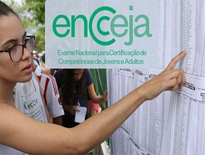 Resultados do Encceja 2018 Ensino Fundamental