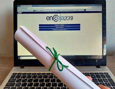 Inscrições Encceja Ensino Médio 2019