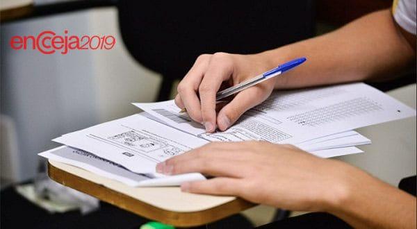 Como serão divididas as Provas do Encceja 2019?