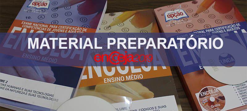 Compilado de Materiais de Estudo para o Encceja 2019