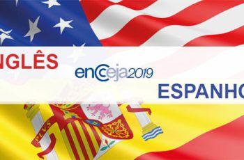 Inscrições do Encceja 2019 - é melhor escolher inglês ou espanhol