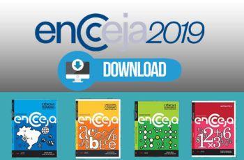 Inep disponibiliza Novos Materiais de Estudo para o Encceja 2019