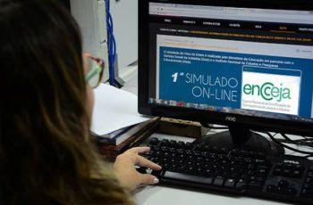 Simulado online do Encceja 2019 está disponível