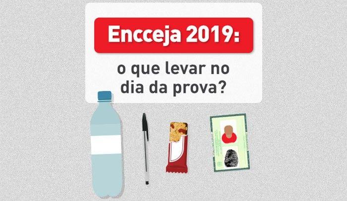 Tira-Dúvidas Encceja 2019