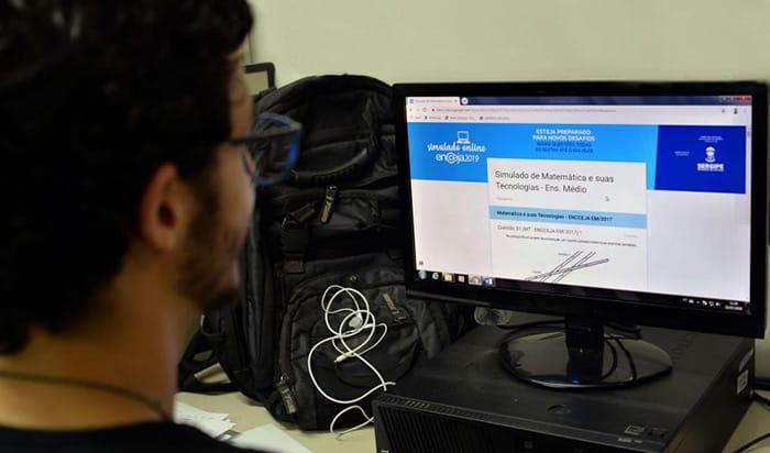 Governo disponibiliza mais provas simuladas para o Encceja 2019