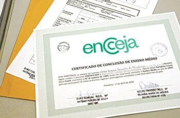 Certificado do Encceja vale pra tudo?