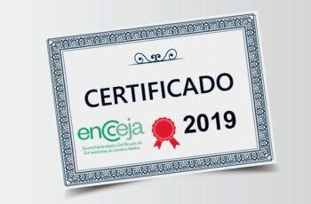 Como solicitar o Certificado de Ensino Médio ou Fundamental do Encceja 2019?