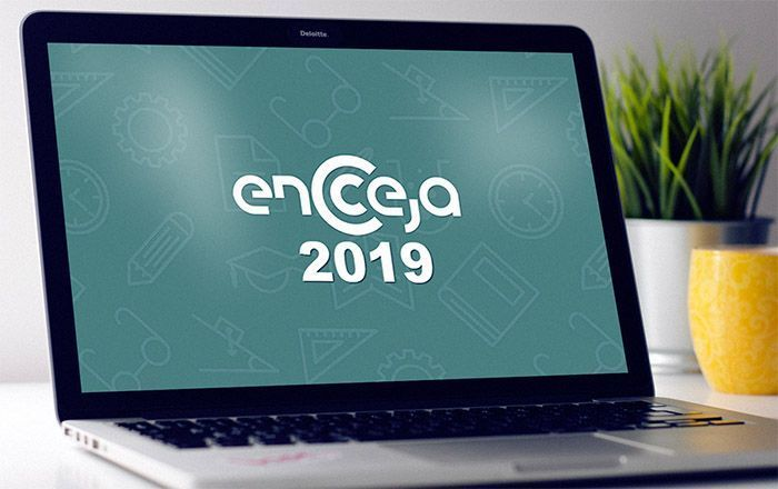 Site do Encceja 2019 fora do ar?