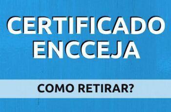 Como pegar o Certificado do Encceja no Pará