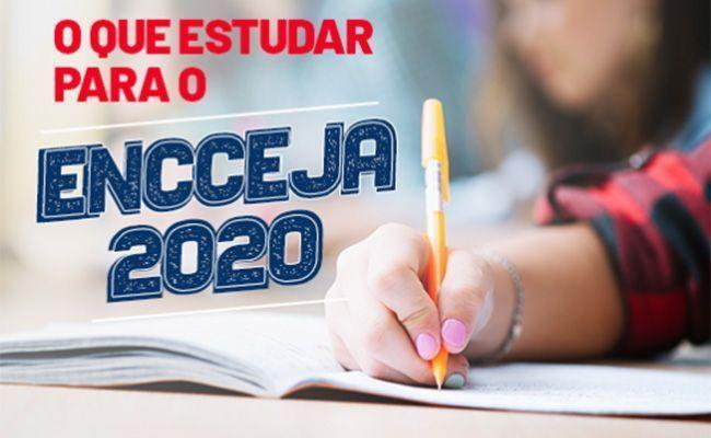 Encceja 2020 - Como estudar para passar na prova!