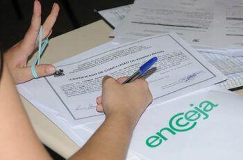 Onde buscar meu certificado do Encceja na Paraíba?