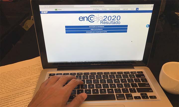 resultado do encceja 2020