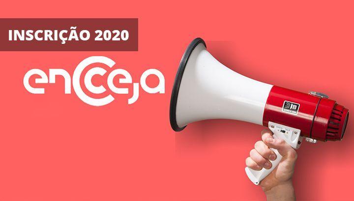 Já saiu a inscrição do Encceja 2020?