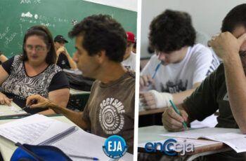 Matrícula EJA e ENCCEJA 2021