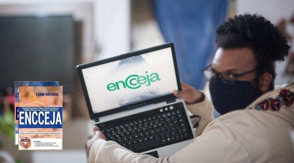 Apostilas e Materiais de ESTUDO para o ENCCEJA 2020