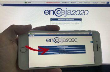 Como SABER se a MINHA INSCRIÇÃO no ENCCEJA 2020 / 2021 foi CONFIRMADA?