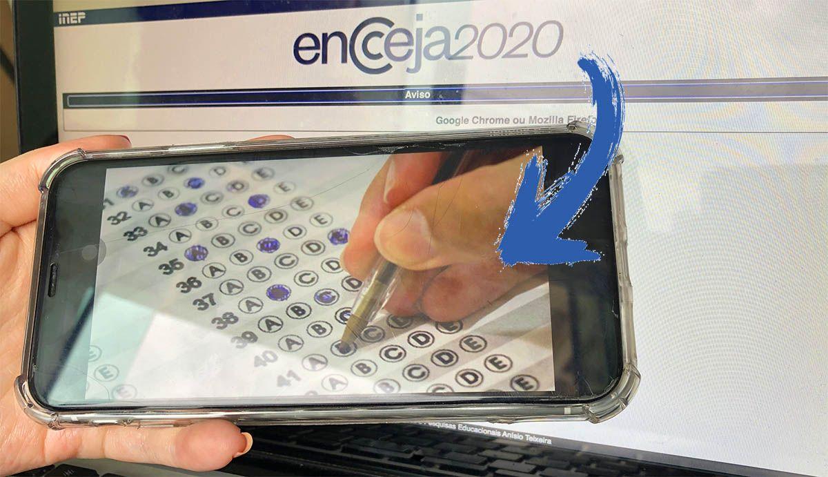 ENCCEJA 2020 - 2021 - Como FUNCIONA a NOTA?