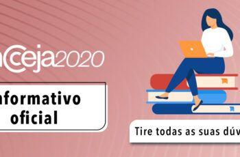 ENCCEJA 2020 / 2021 INFORMATIVO